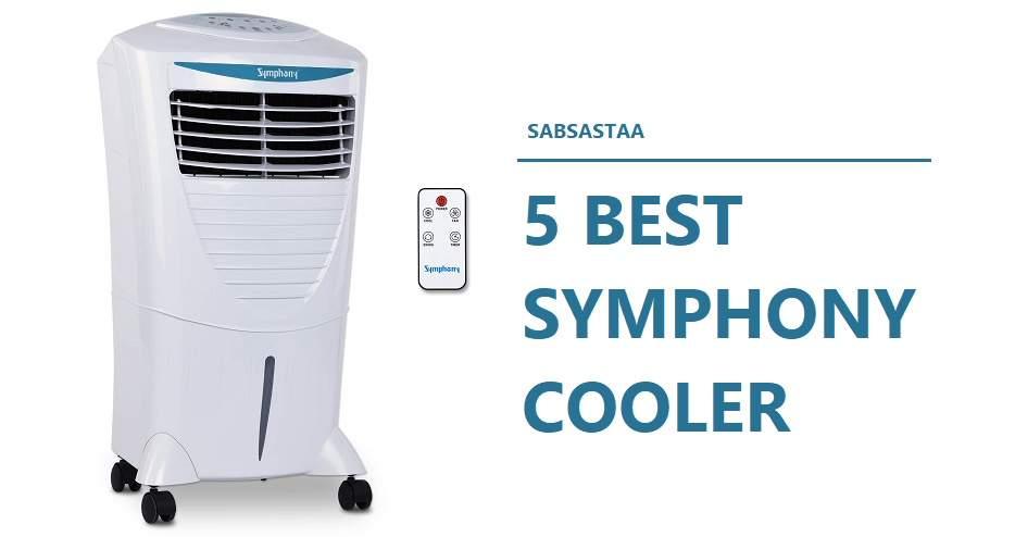 सिम्फनी कूलर रेट 2021 Best Symphony Cooler Price List