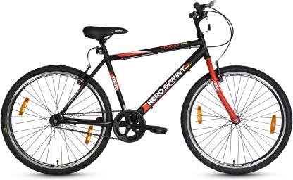 Hero Spunky 26T Hybrid Cycle