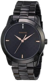 Sonata Formal Analog Watch