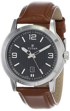 Titan Neo Black Watch