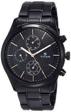 Titan Neo LV Analog Watch