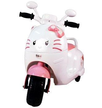 Kitty Scooty Ride 2 से 5 साल के बच्चों के लिए