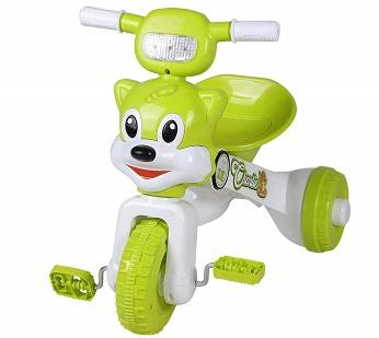 Stylish Fun Ride Foldable Tricycle