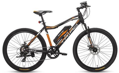Triad E1 Electric Pedelec Bicycle