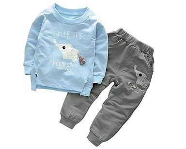 Bold N Elegent Baby Clothing Set