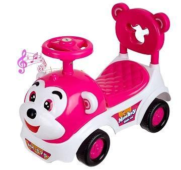 Dash Baby Monkey Ride On Car