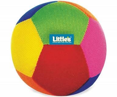 Little's Soft Plush Baby Ball