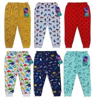 Minicult Baby Boys Printed Pajama