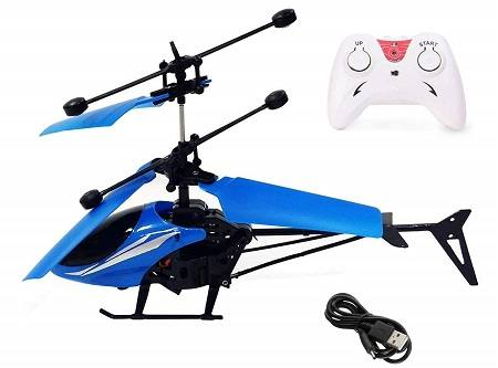 Remote Control Hand Sensor Helicopter