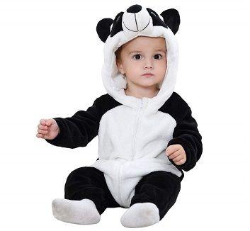 Taslar Baby Panda Style Clothes