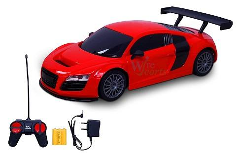 Wirescort Chargeable Racing Car
