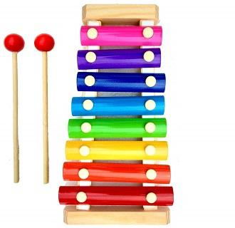 Wooden Xylophone Musical Toy