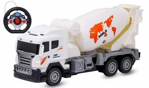 Zest 4 Cement Mixer Truck